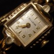 ブローバ 17ジュエル 手巻時計