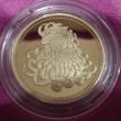 天皇陛下御在位二十年記念五百円ニッケル黄銅貨