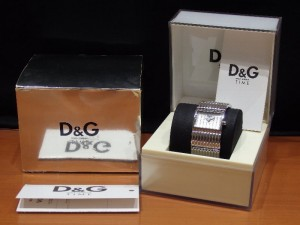 D&G バングルウォッチ 3719251