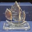 スワロフスキー  限定品 『中国のジャンク船』 A9100NR000486