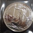 SV999 1oz イギリス ブリタニア銀貨