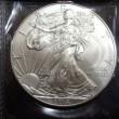 SV999 1oz アメリカ リバティ エンジェル銀貨 2014