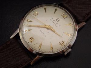 セイコー マーベル 17石 手巻時計 14036M