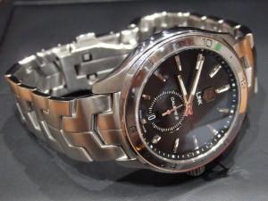 タグホイヤー リンク キャリバー6 オートマ時計 WAT2110