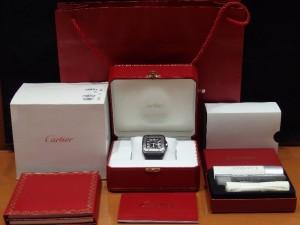 カルティエ サントス 100LM 2656 W2020010