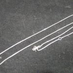 ☆theou(ザオウ)マーサ21店☆ネックレス高価買取★☆K18WG ネックレス☆★岐阜買取・大垣・各務原・瑞穂・本巣・山県市