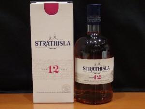 ストラスアイラ 12年 700ml