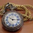 アエロ 手巻懐中時計