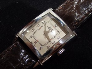 ジラール・ペルゴ 1945 手巻き時計 Ref2590