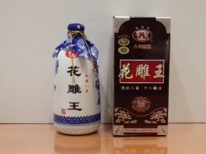 中国酒 花雕王 500ml