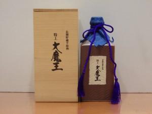 濱田酒造 芋焼酎 特上大魔王 長期貯蔵芋原酒 600ml 36%