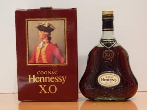 ヘネシー XO 700ml グリーンボトル