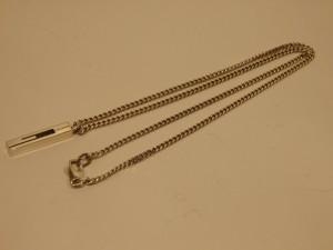 グッチ SV925 カットアウトG ネックレス